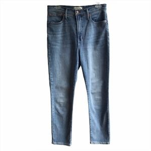 Madewell Perfect Vintage Jean High Rise Light Wash